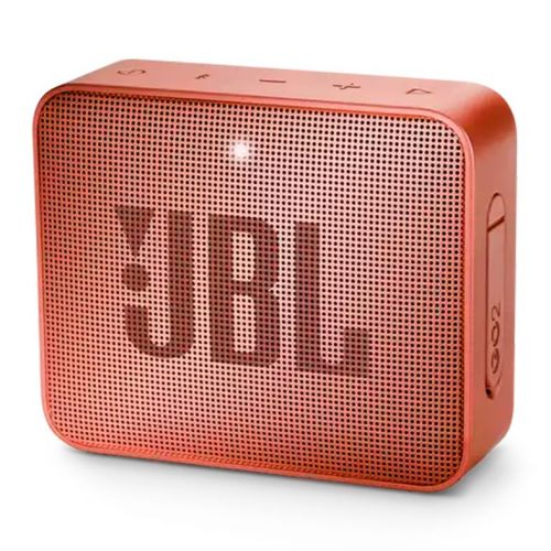 Caixa de Som JBL GO 2 Bluetooth 3.1W Canela, JBLGO2CINNAMON