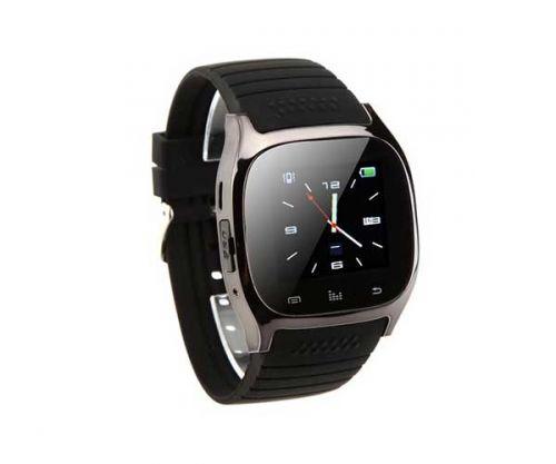 Smart Watch M26S Preto Bluetooth Compativel com IOS e Android