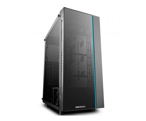 Gabinete DeepCool Matrexx 55 Vidro Temp Preto, DP-ATX-MATREXX55