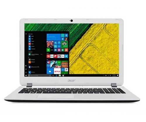 """Notebook Acer ES1-572-347R Aspire ES 15 i3-6006U 4GB DDR4 500GB 15.6"""" Branco, NX.GMHAL.001"""