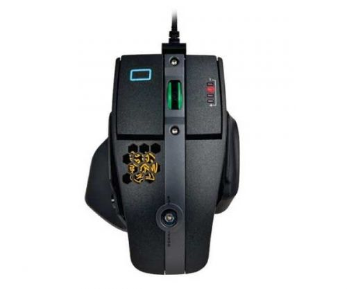 Mouse Gamer Thermaltake Tt eSPORTS Level 10 M Advanced 16000 Dpi RGB,MO-LMA-WDLOBK-04