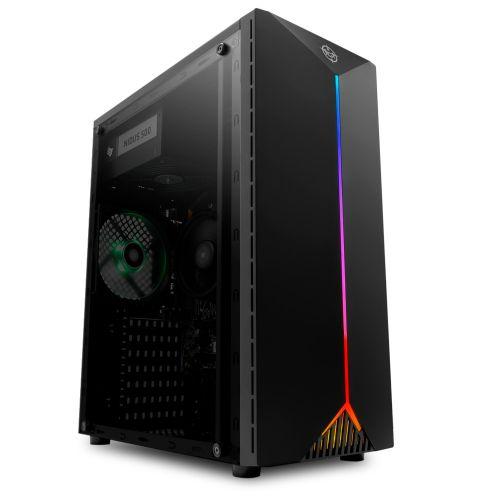 Computador Pichau Gamer, AMD Ryzen 3 2200G 3.5GHz, 8GB DDR4, 1TB, 500W, Paladin RGB