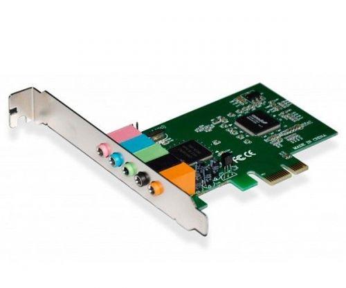 Placa de Som Multilaser PCI Express 6 CH 5.1 GA140