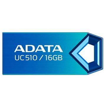 Pendrive ADATA Choice UC510 16GB Azul, AUC510-16G-RBL - BOX