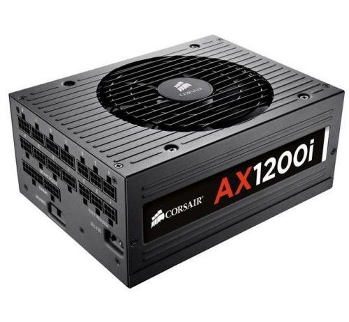 Fonte Corsair AX1200i 1200W Professional Series Modular , certificado 80 Plus Platinum, CP-9020008-WW - BOX