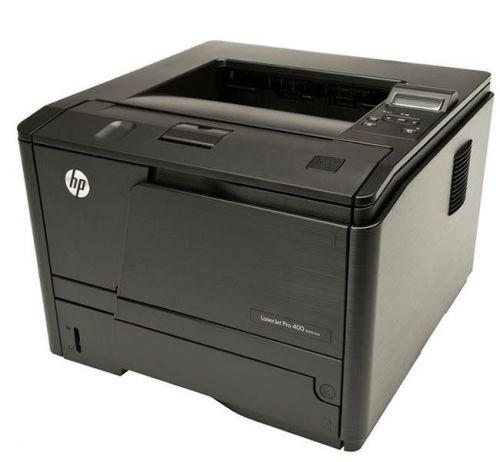 Impressora HP LaserJet PRO 400, M401DNE CF399A - Box