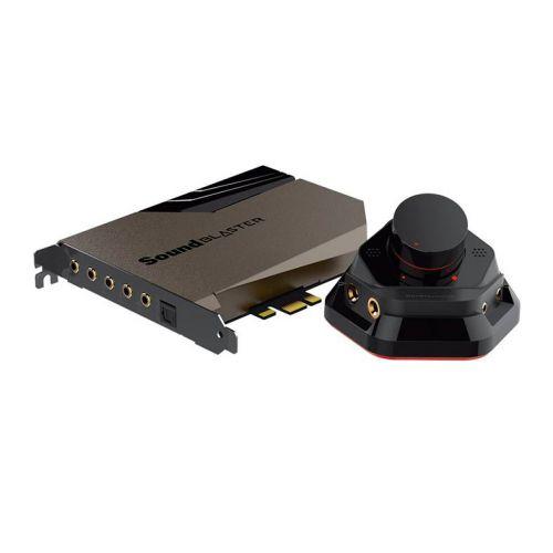 Placa De Som Creative Sound Blaster AE-7 7.1 PCI-e com Modulo de Controle