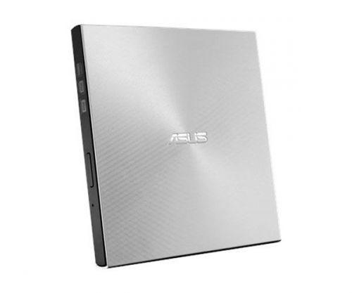 Gravador Externo e Leitor ASUS Zendrive Ultra-Slim CD/DVD8x Prata, SDRW-08U9M-U/SIL/G/AS