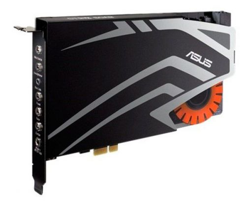 Placa De Som Asus STRIX SOAR PCI Express 7.1 Gaming