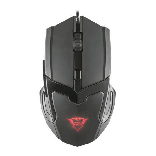 Mouse Gamer Trust GXT101 Gav 4800DPI 6 Botoes, T21044