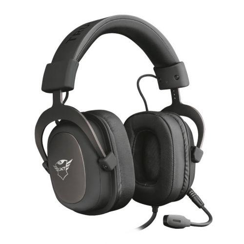 Headset Gamer Trust GXT 414 Zamak Preto, T23310