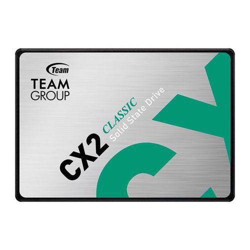 """SSD Team Group CX2 512GB 2.5"""" Sata 6GB/s, T253X6512G0C101"""