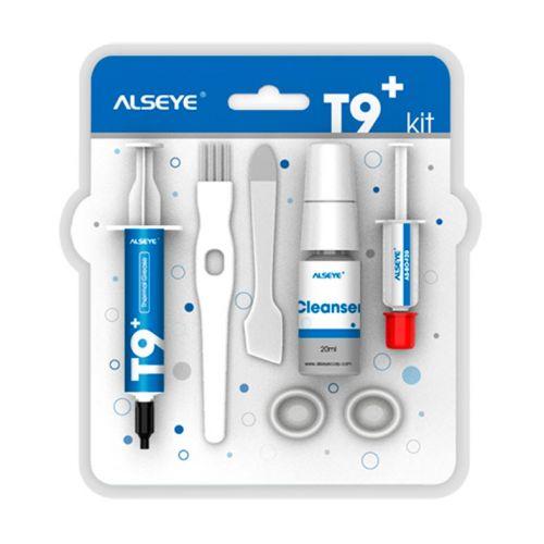 Pasta Térmica Alseye T9+ Kit, T9 KIT