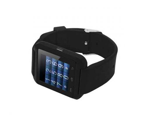 Smart Watch U8 Preto Bluetooth Compativel com IOS e Android