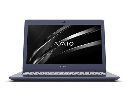 """Notebook Vaio C14 I7-6500U 8GB SSD 256GB 14"""" Windows 10 Home, VJC141F11X-B1311L"""