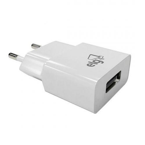 Carregador Universal ELG USB Branco, WC1A
