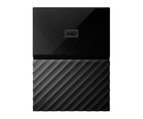 HD Externo Western My Passport 2TB USB 3.0 Preto, WDBS4B0020BBK-WESN