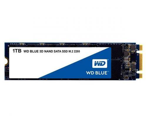 SSD WD Blue 1TB M.2 2280 NVMe, WDS100T2B0B