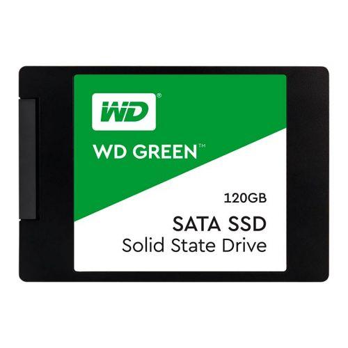 """SSD WD Green 120GB 2.5"""" Sata III 6GB/s, WDS120G2G0A"""
