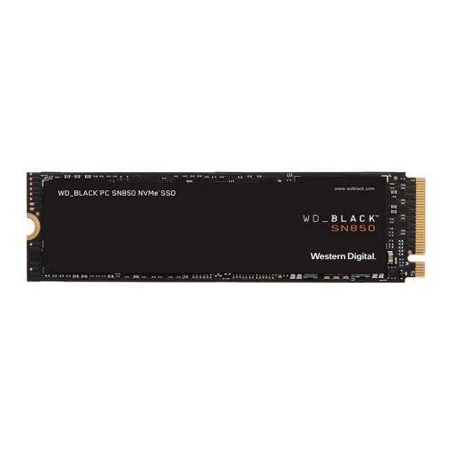 SSD WD Black SN850 2TB M.2 2280 PCIe Gen4 NVMe, WDS200T1X0E-00AFY0