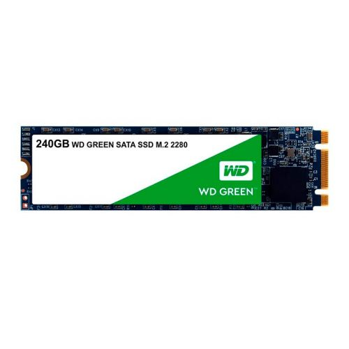 SSD WD Green 240GB M.2 2280 SATA III 6Gb/s, WDS240G2G0B-00EPW0