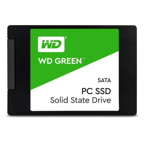 """SSD WD Green 480GB 2.5"""" Sata III 6GB/s, WDS480G2G0A"""