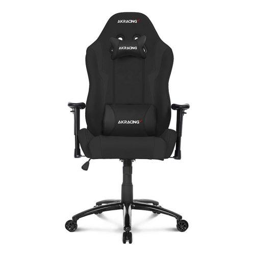 Cadeira Gamer AKRacing Wolf Black AK-WOLF-BK, 10250-8