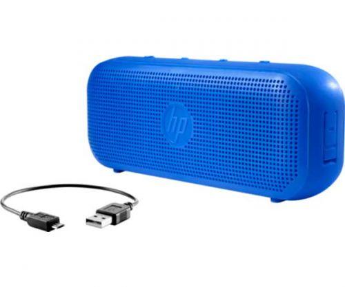 Caixa de Som HP Bluetooth Speaker 400 Azul, X0N10AA