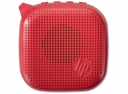 Caixa de Som HP Bluetooth Mini Speaker 300 Vermelho, X0N12AA