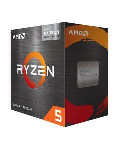 Processador AMD Ryzen 5 5600G, 6-Core, 12-Threads, 3.9GHz (4.4GHz Turbo), Cache 19MB, AM4, 100-100000252BOX