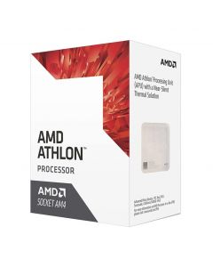 Processador AMD A6-9500E, 2-Core, 6-Threads, 3.0GHz, (3.4GHz Turbo), Cache 1MB, AM4, AD9500AHABBOX