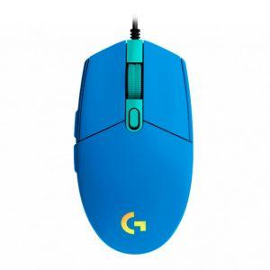 Mouse Usb Óptico Led 8000 Dpis G203 910-005795 Logitech