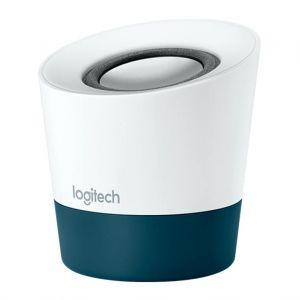 Caixa de Som Logitech Z51 - Azul/branco 980-001266