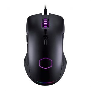Mouse Usb Óptico Led 10000 Dpis Pixart Cm310 Cm-310-kkwo2 Cooler Master