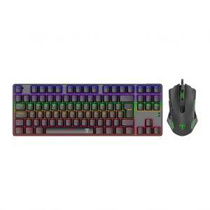 Kit Teclado e Mouse Tgs005 T-dagger